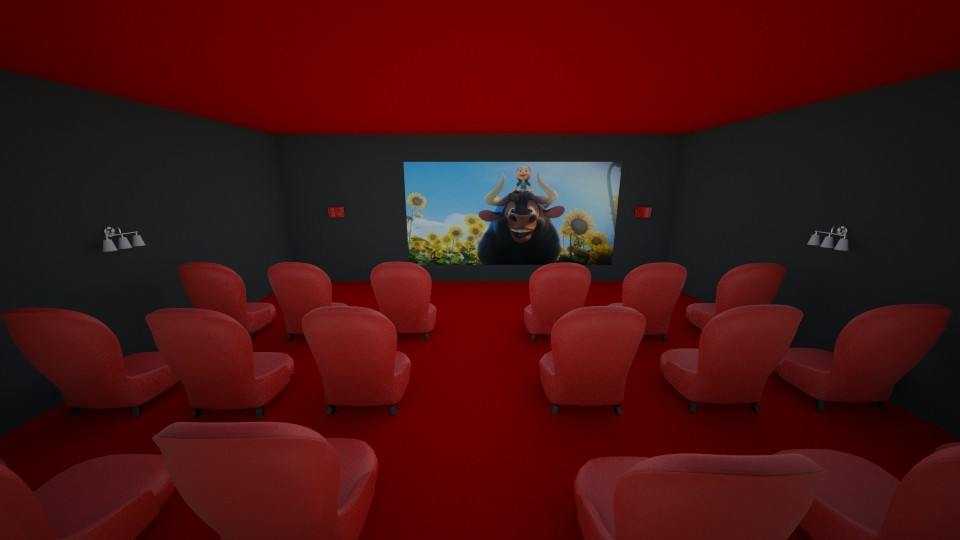 Cinema Ferdinando - by Anna_be