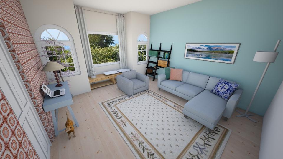huiskamer - Living room - by Planandi