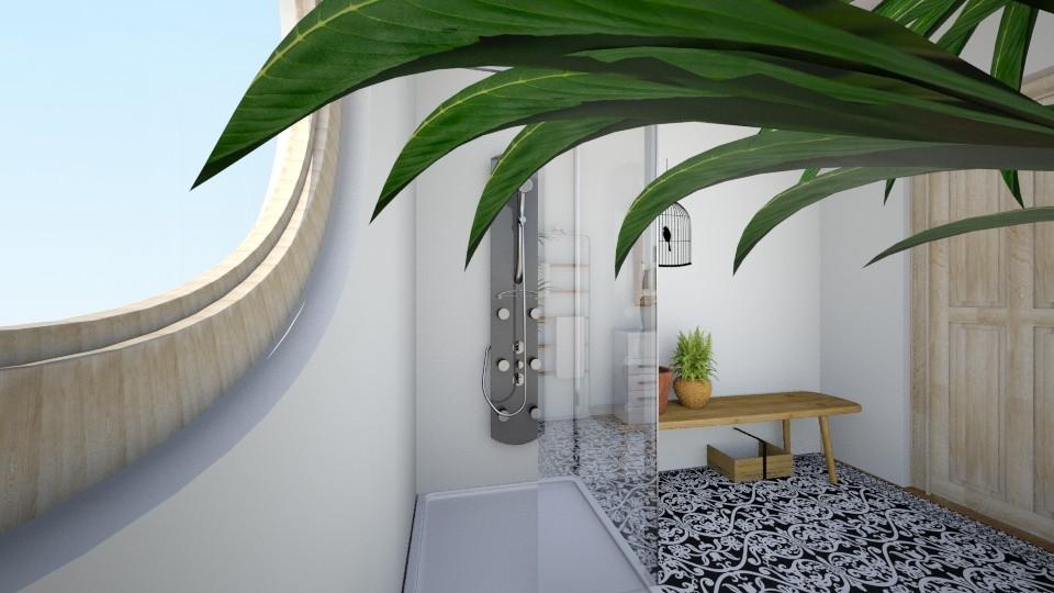 my bathroom - Glamour - Bathroom - by 36avenuedelacom