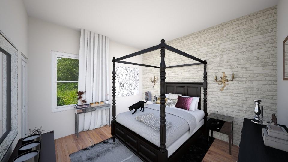 bedroom1 - Classic - Bedroom - by RANDIGILES