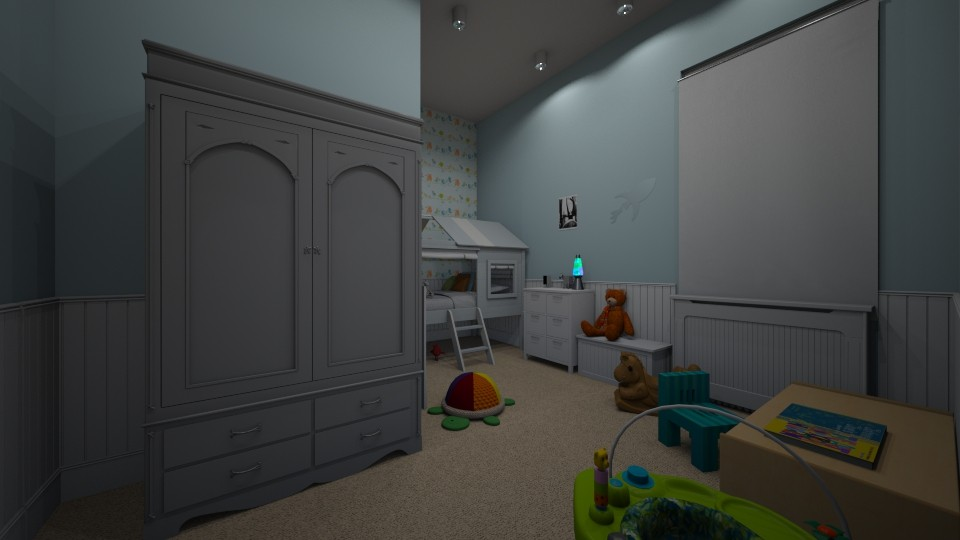 my baby boy - by Lolo Loves Interior Design