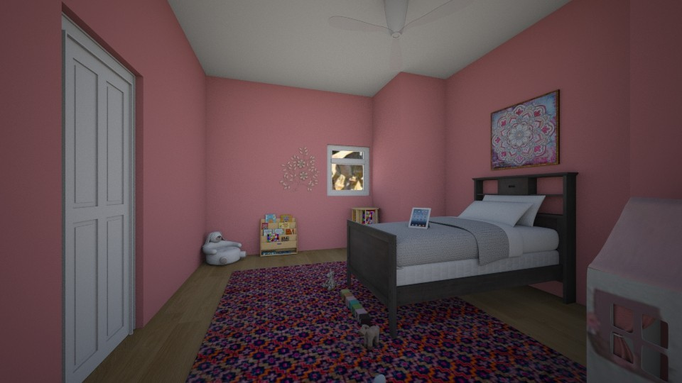 Little Girl Room - by RAF2024