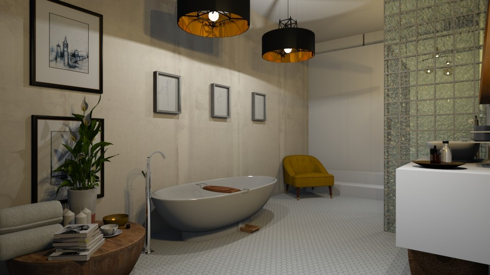 oceania - Bathroom - by Ripley86