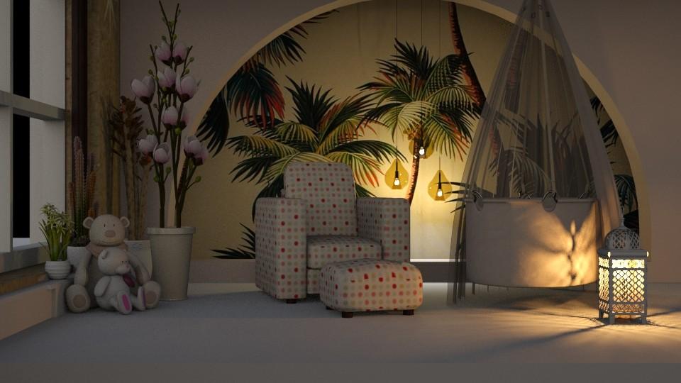 Nursery - by marocco