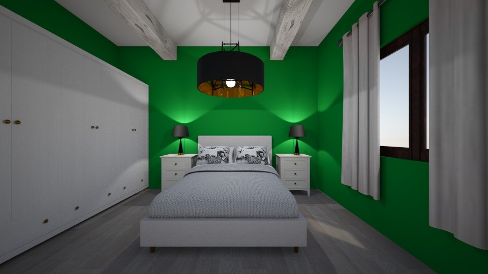 plan1 - Bedroom - by TMMagda
