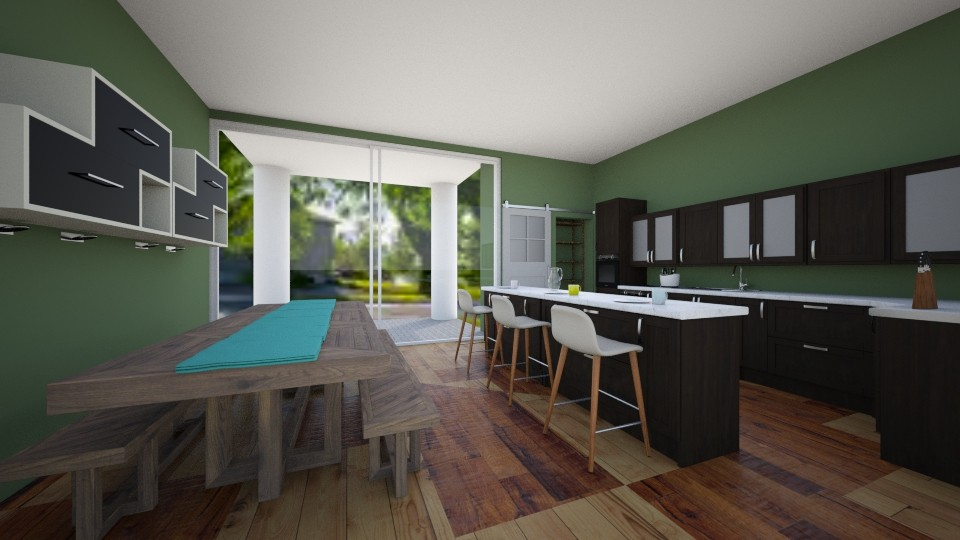 kitchen - Kitchen - by ashstrider