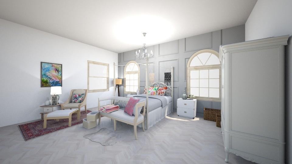 room - Bedroom - by annawadood
