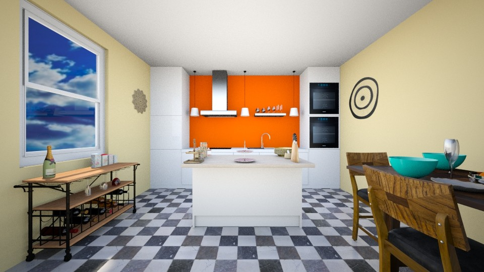 Kitchen 3_30_18 - Kitchen - by Beetle0212