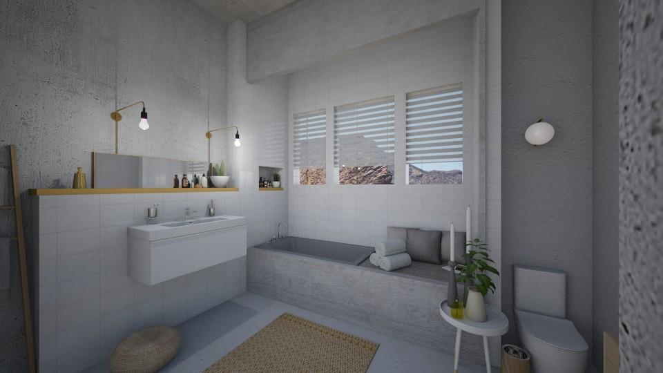 DESERTHOUSE_BATHROOM - by bird14