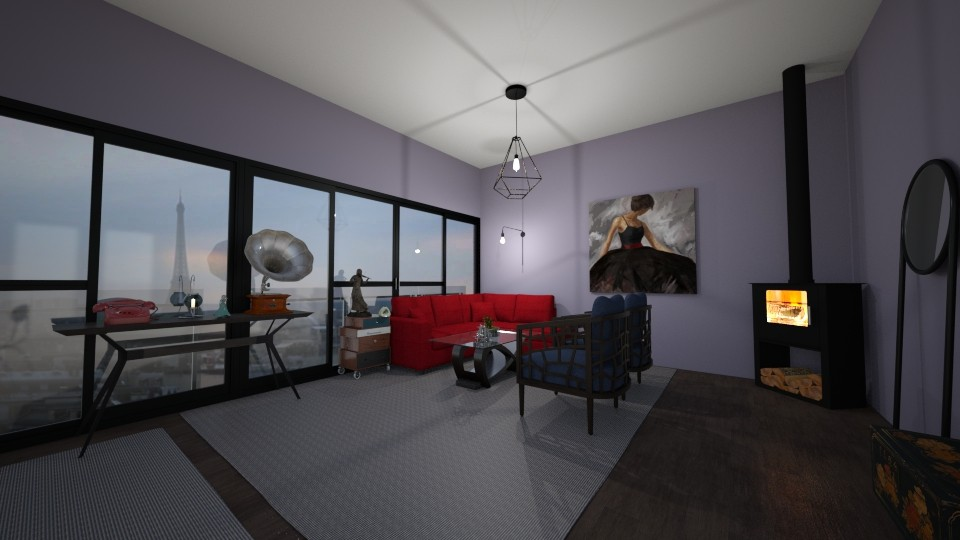 MusicIdylle - Glamour - Living room - by tena9