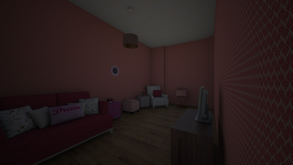 pinkie pie room - Living room - by miranwilli24