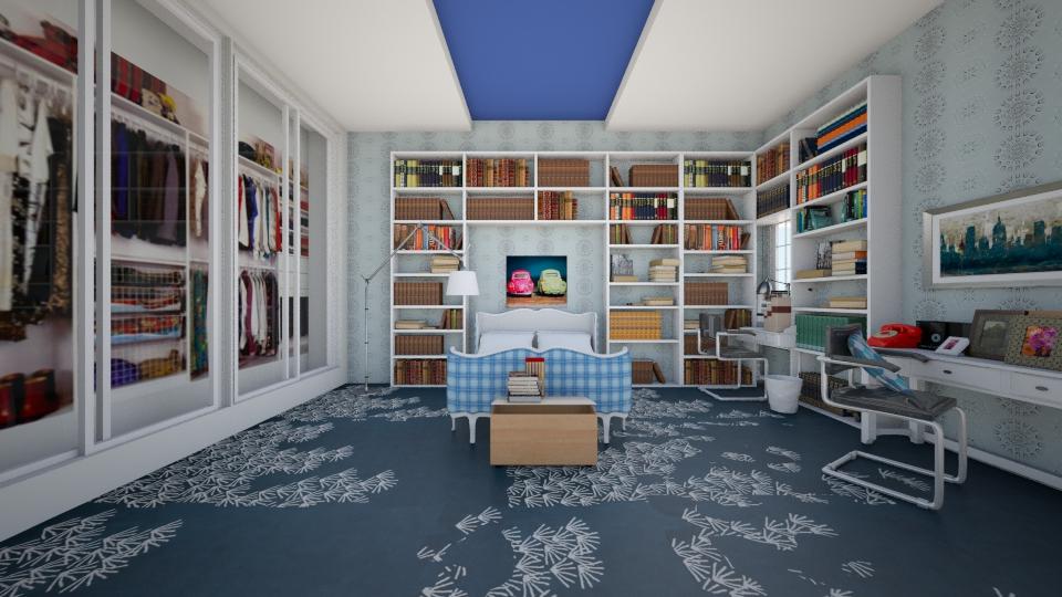 Bedroom Floor Remix