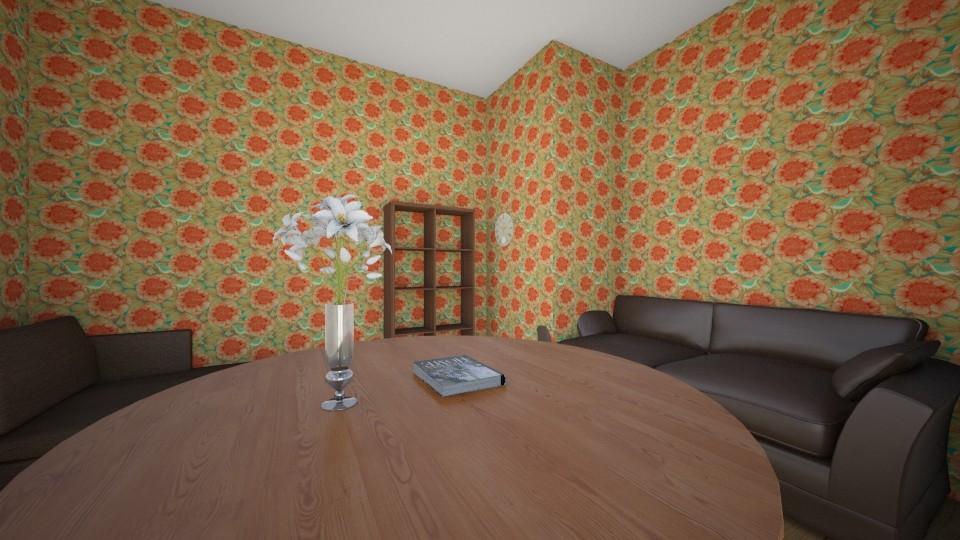 flower room - Living room - by ballerina1