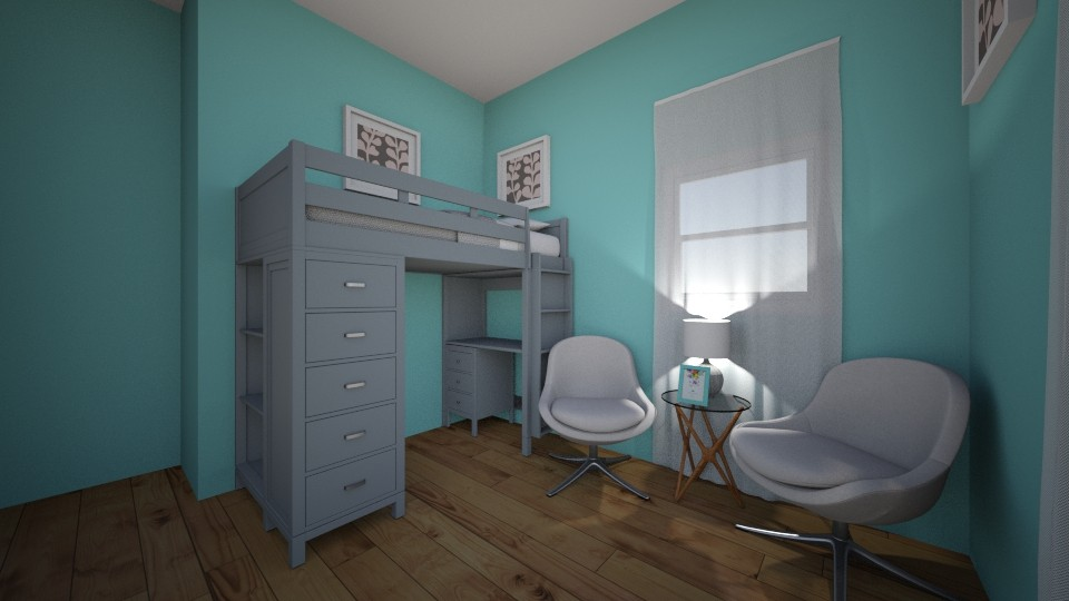 My Missouri Bedroom 2 - Modern - Bedroom - by WPM0825