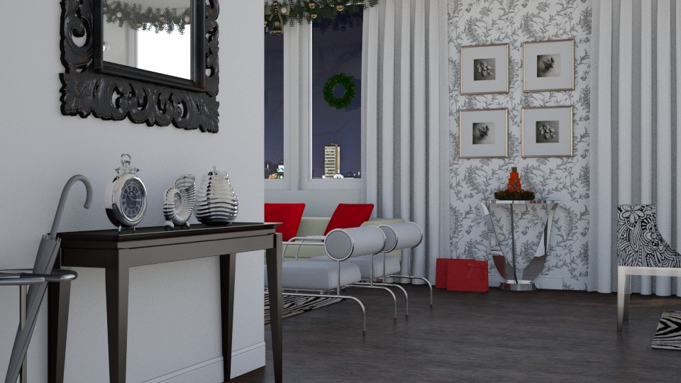 hodnik 1 - Bedroom - by TeA design Belgrade