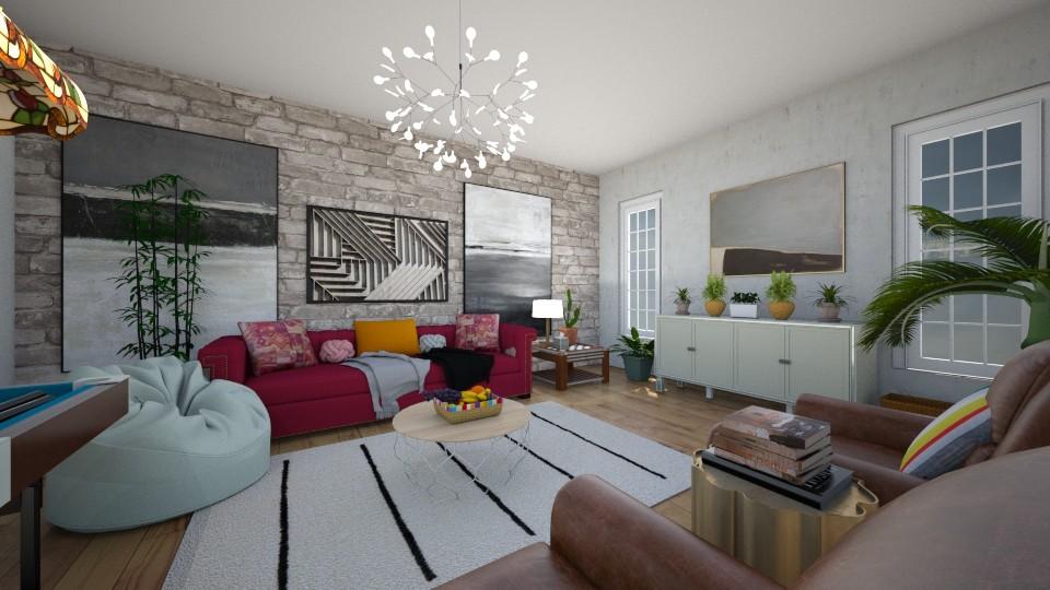 lr - Living room - by dena15