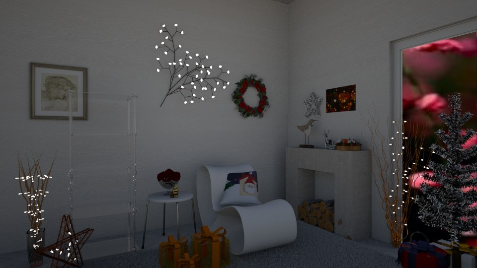 Christmas  - Global - Living room - by haya okdeh