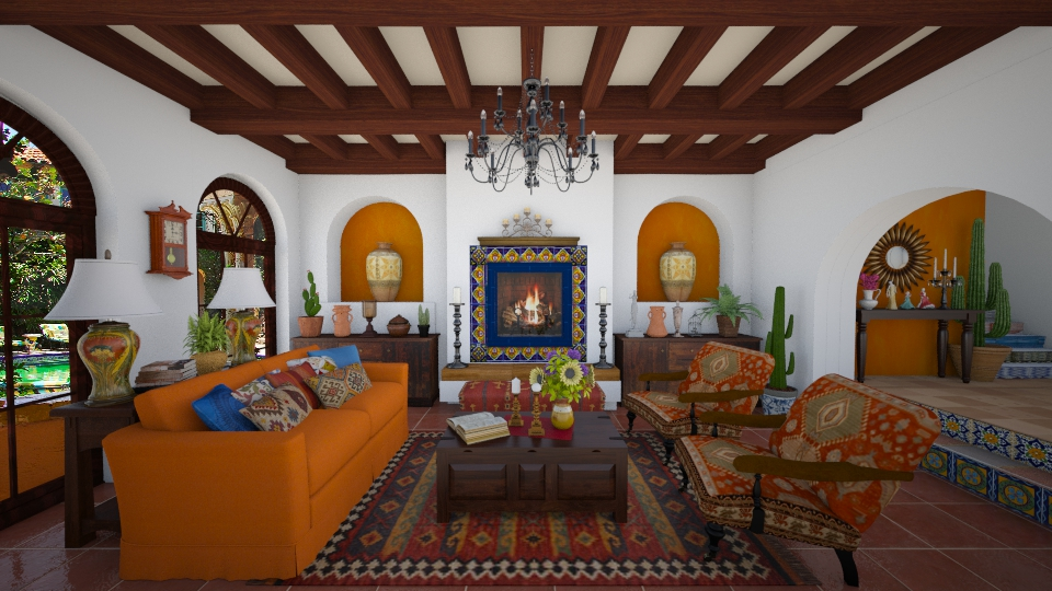mexican style living rooms mexican design rustic living room by maja97 17320