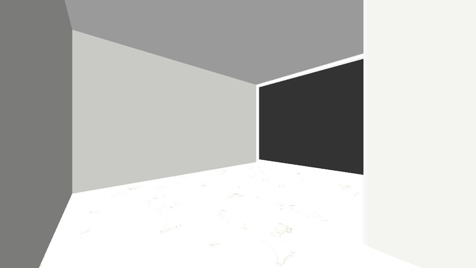 grey house  - by CizzleG