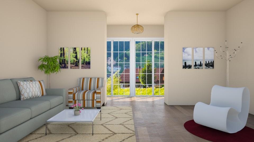 Spring - Modern - Living room - by oliinree12