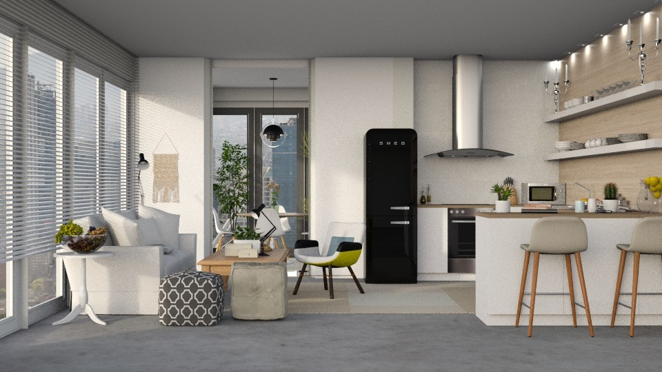 Kitchen ab - by Brielaaa