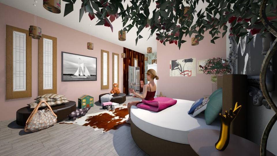 roooooom - Bedroom - by Micky S
