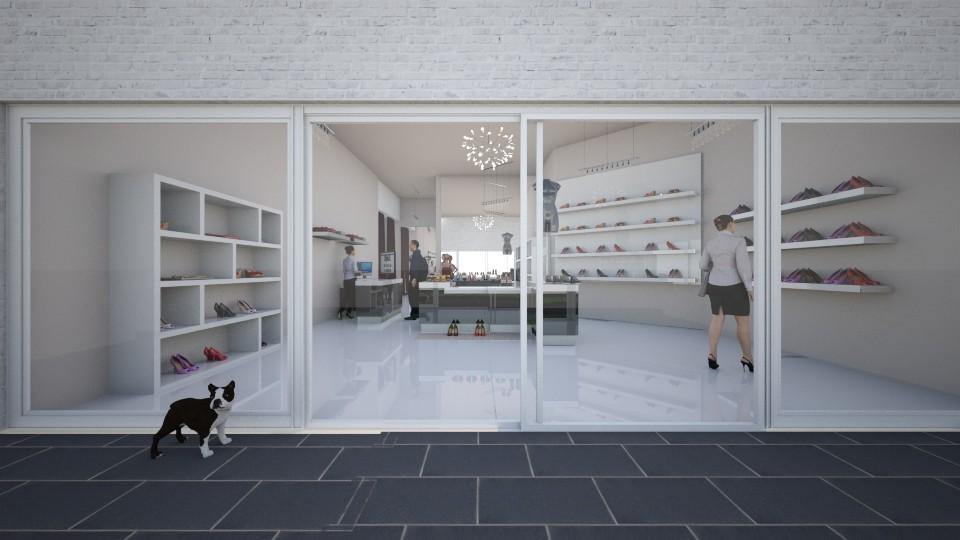 Cool Store - Modern - by Bao Tran