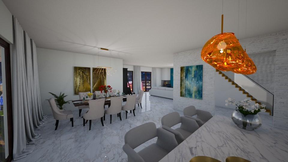 BB - Living room - by Edyta Bak