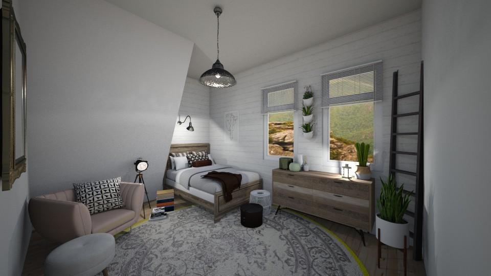2 - Vintage - Living room - by td123