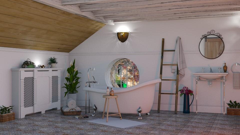 attic vintage - by barnigondi