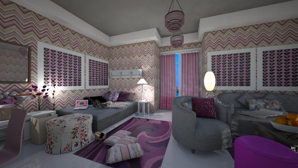 bedroom - Bedroom - by TanjaS