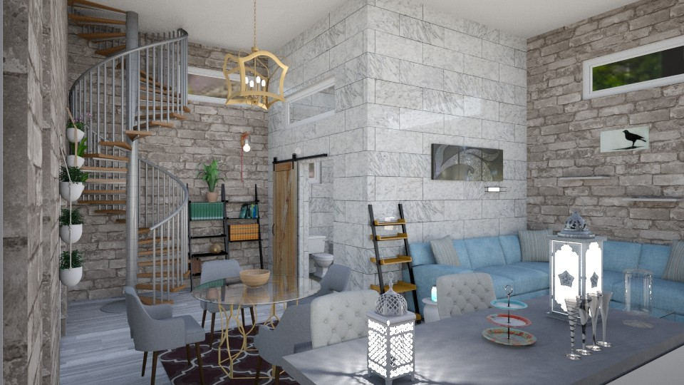 Upper Loft - by jdenae3