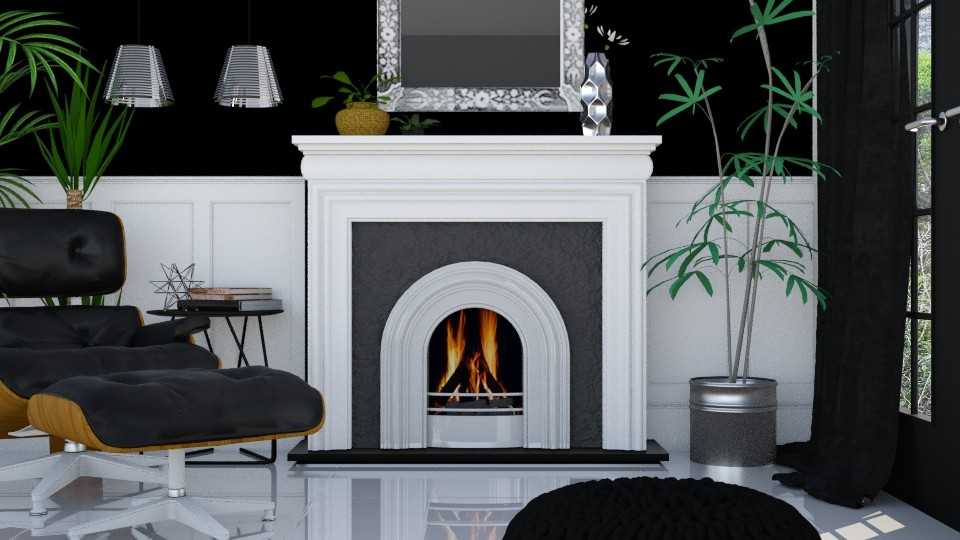 By the Fire - by Fairlight