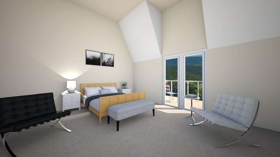 Twisted  - Modern - Bedroom - by xXRodrigoPlaysXx