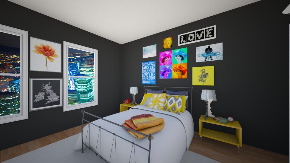 Lore room - Bedroom - by nicksal