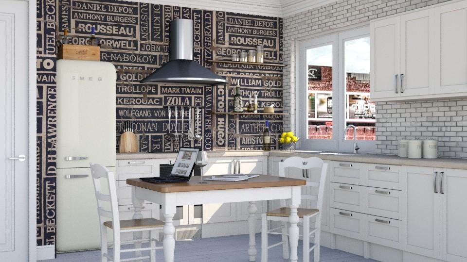Nifty Kitchen II - by Valentinapenta