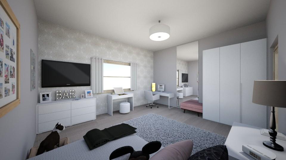 bedroommyroom - by flola