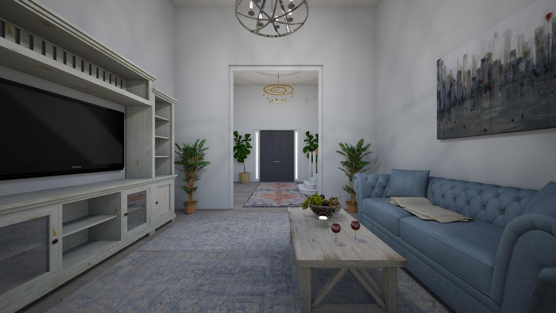 living room - Rustic - Living room - by joetee