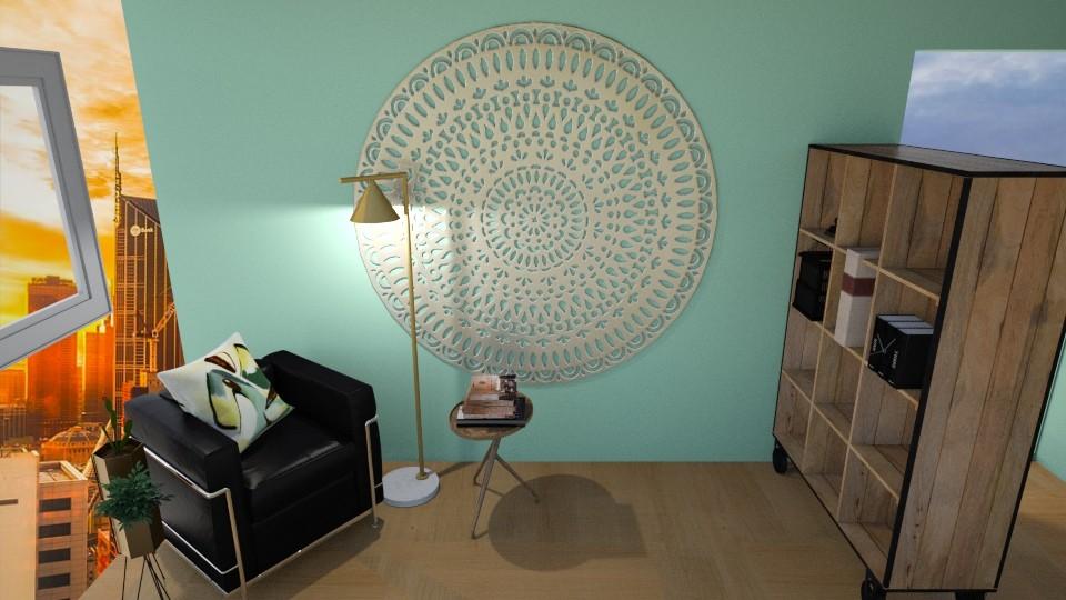 Living de sofia 3 - Living room - by Narella Hinojosa