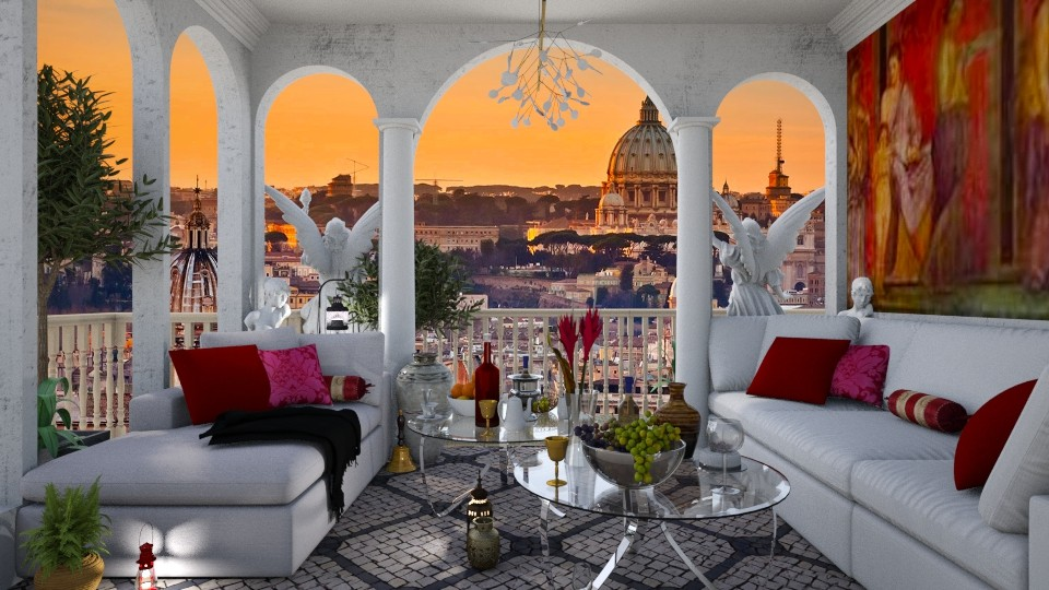 Roma  - by Ancy