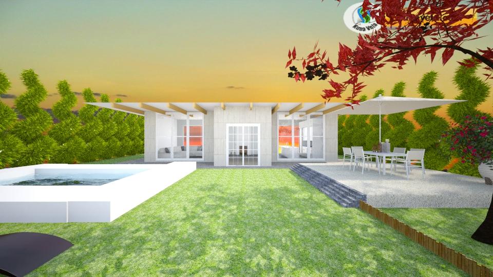 caca - Living room - by Sara Flores
