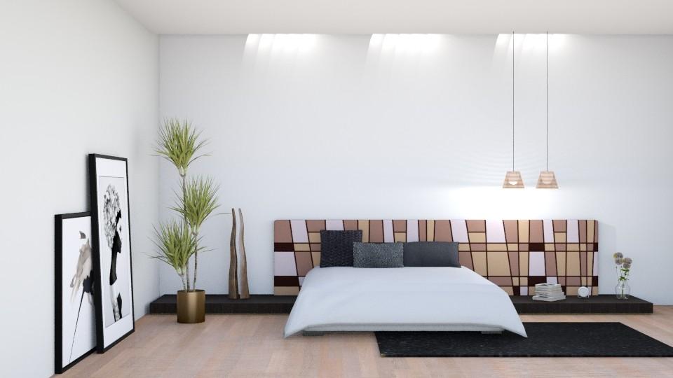 bedroom - by barnigondi