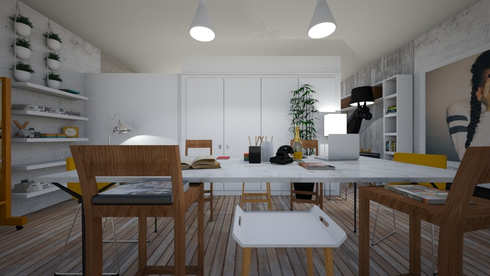 room 2 - Living room - by jojoclik