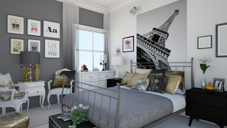 paris - by dianemonton11