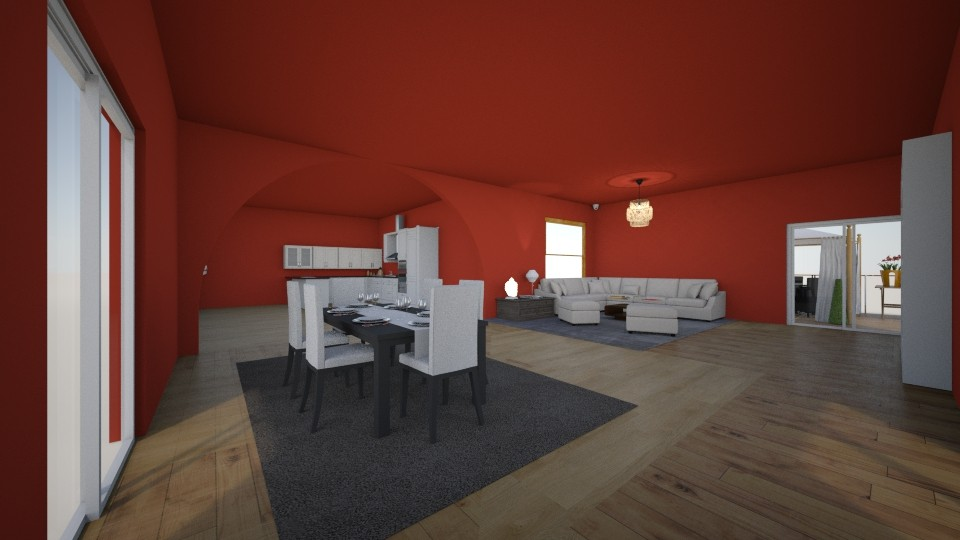 living room - by Anna_be