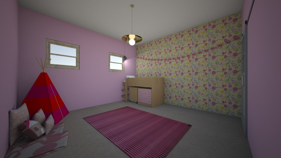 kids room - Kids room - by Ilovehorses