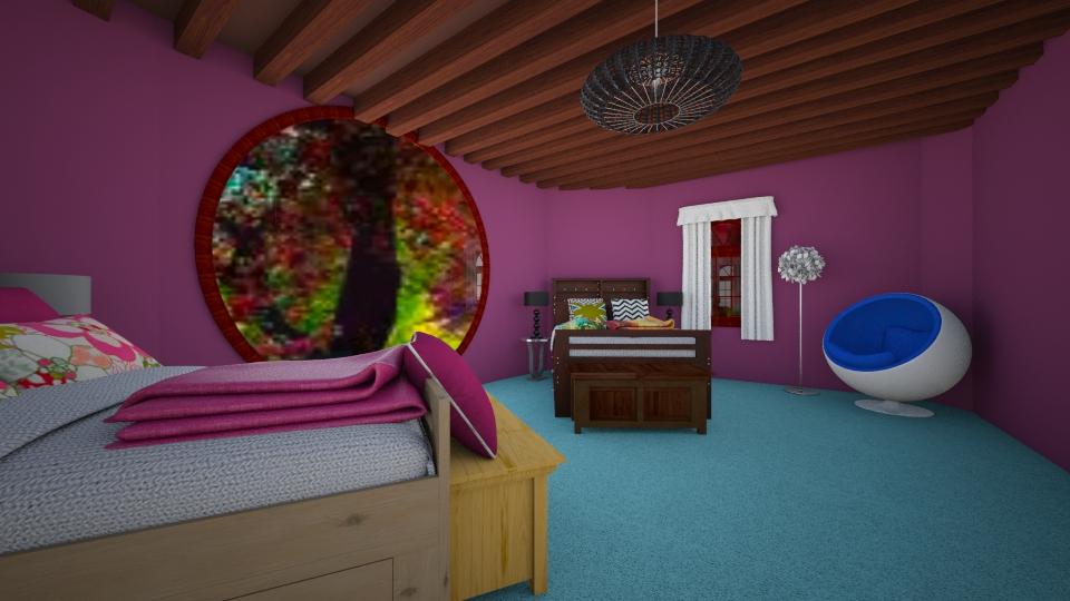 twin room - Bedroom - by jcflynn