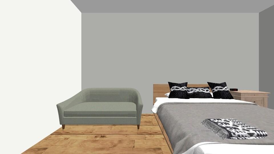 room - Bedroom - by alondra12
