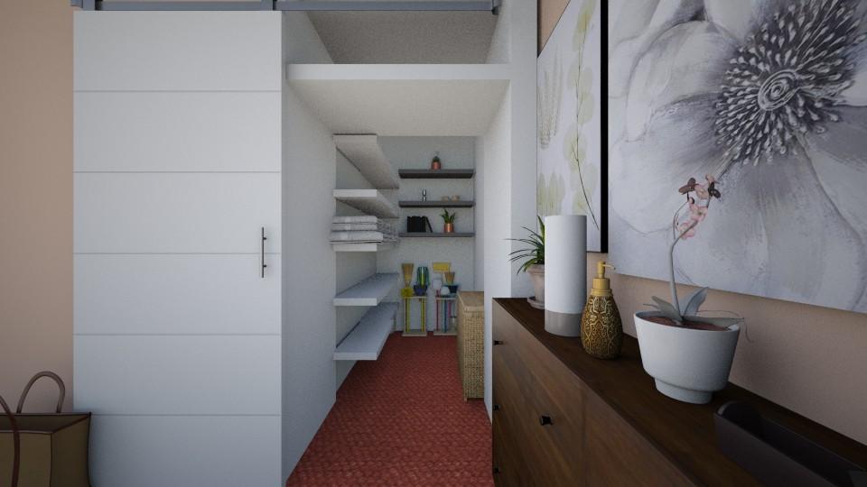 Linen Closet - by SDFDesigns