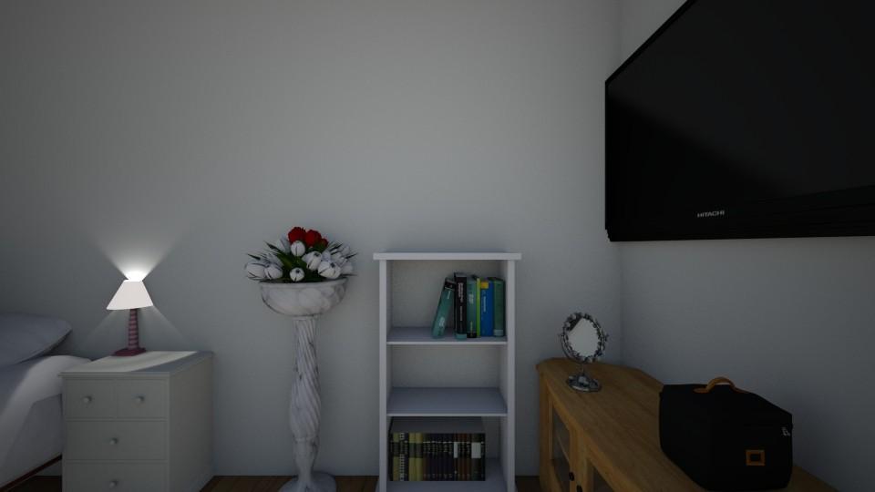 design for belinda - Living room - by mearll